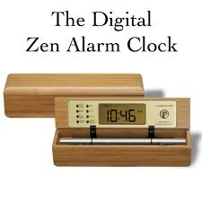 once you experience the zen timepiece s progressive tones you ll never want to meditate