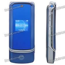 motorola flip phones blue. refurbished motorola krzr k1 gsm flip phone w/ 1.9\ phones blue l