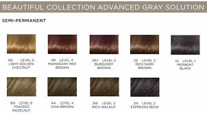 Clairol Beautiful Collection Advanced Gray Solution Color