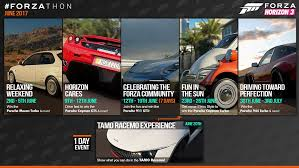 new car launches june 2014Upcoming ForzaThons 9th June  4th July  forza