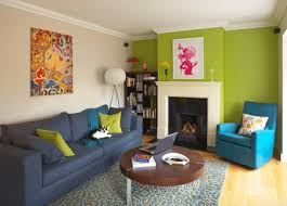 lime green living room accent wall lime accent wall