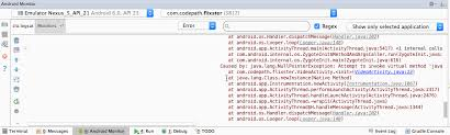 Debugging Exceptions within your App | CodePath Android Cliffnotes