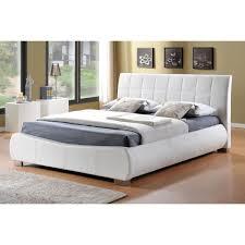 white bed frame. Contemporary Bed Limelight Dorado White Bed Frame U2039 To Frame N
