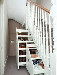 Furniture:Amazing Under Stairs Storage With Sliding Design Amazing Under Stairs  Storage With Sliding Design