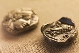 Интересные факты о Древней Греции Интересные факты о Древней Греции Древнегреческие монеты