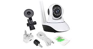 <b>1080P IP</b> Wireless <b>Camera</b> Night Vision Home <b>Security</b> Pan Tilt <b>IP</b> ...