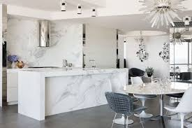 interior design kitchen white. 19 Glamorous Marble Interior Designs That Will Delight You Design Kitchen White