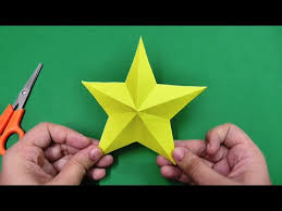 how to make simple easy paper star diy paper craft ideas s tutorials