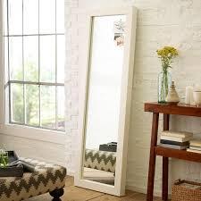 white leaning floor mirror. White Leaning Floor Mirror H