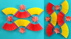 diy paper beautiful wall hanging wall decoration ideas simple home decor