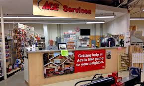services at goyer ace