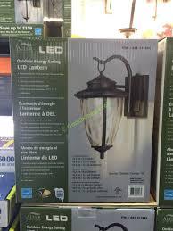 altair lighting outdoor led lantern al 2152 950 lumen dusk dawn oil rubbed bronze finish mark