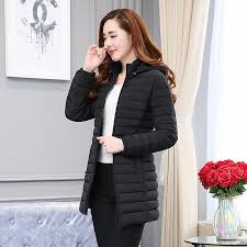 winter new products cotton padded clothes women korean style slim fit down jacket cotton