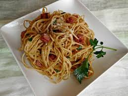 spaghetti carbonara recipe with heavy cream