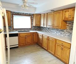 Maple Finish Kitchen Cabinets Natural Maple Kitchen Cabinets With Backsplashes Show Map Get