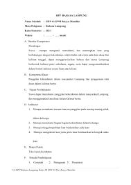 Prediksi soal un sma bahasa indonesia. Soal Bahasa Lampung Kelas 10 Smk Ilmusosial Id