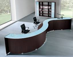 modern office tables. offers modern contemporary and custom reception desks receptionist furniture for offices as well office tables