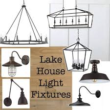 country cottage lighting ideas. Lake House Light Fixtures A Variety Of Rustic Lighting That Is Reasonably Priced Country Cottage Ideas