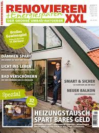 Renovieren Energiesparen 22017 By Family Home Verlag Gmbh Issuu
