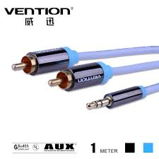 audio jack wiring promotion shop for promotional audio jack wiring vention audios cables rca 3 5mm male to male aux video cable one point double lotus 3 5mm jack speaker wire for car pc tv