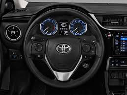 Image: 2017 Toyota Corolla LE Eco CVT Automatic (Natl) Steering ...