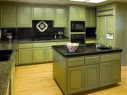 kitchen cabinet paintKitchen Cabinets Painted Green Kitchen Sage Green Painted Kitchen