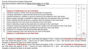 Bank Reconciliation Template Bank Reconciliation Template Excel Example Statement Form