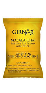 Girnar Tea Vending Machine Price Custom Girnar Instant Premix With Masala 48kg Amazonin Grocery