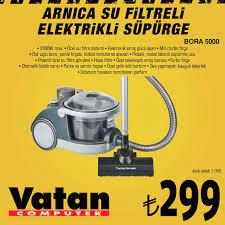Vatan Bilgisayar - Arnica Bora 5000 Su Filtreli Elektrikli Süpürge 299 TL  Kaçırılmayacak Fırsatlar Vatan´da. http://goo.gl/MTpNyg