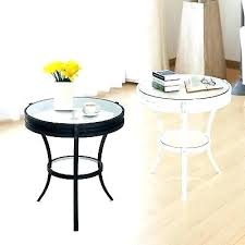small metal nightstand cozy round metal nightstand small round metal glass top accent end table nightstand