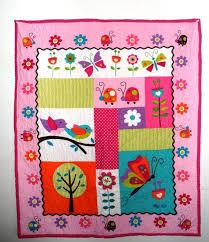 7 best Child Quilt Patterns images on Pinterest | Quilt patterns ... & Butterfly Baby Quilt 32 X 37.5 Adamdwight.com