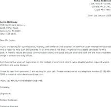 Cover Letter Example Receptionist Receptionist Cover Letter Examples