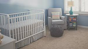 baby nursery with blue walls baby boy rooms7 boy