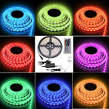 Color Changing Rope Lights Leds
