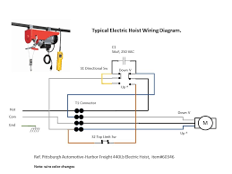 electric hoist wiring diagram harbor freight attic lift in 2019 electric hoist wiring diagram harbor freight