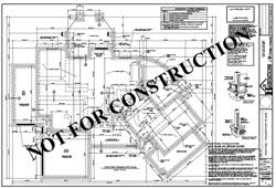 Habitations Home Plans Stock Plans   Choose from hundreds of house    Custom Floor Plan   Footing   Foundation Plan Sheet