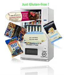 Gluten Free Vending Machine Snacks Extraordinary Schools Need Glutenfree Snack Vending Machines