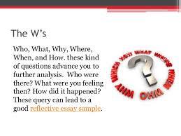 useful tips on reflective essay writing 8