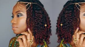 Ancient Egyptian Hair Style Egyptian Queen Easy Halloween Hairstyle Natural Hair Youtube 6739 by wearticles.com