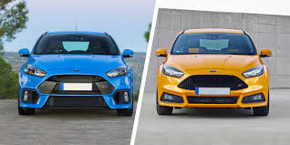 Ford Focus RS vs Focus ST: hot hatches compared | carwow