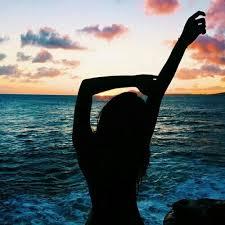 summer beach tumblr photography. Plain Beach Photography  Tumblr Girl Sunset Beach Ocean Summer Adventure Inspiration On