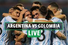 Argentina vs Colombia Live: Free ...