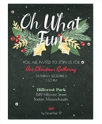Downloadable Christmas Party Invitations Templates Free Magnificent Free Party Invitation Templates Vector Holiday Flyer Template