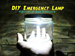 diy led lighting. Picture Of Ultrabright LED Emergency Lamp (Rechargeable!) Diy Led Lighting T
