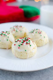 These christmas cookie recipes might be the best part of the season. Italian Sugar Cookies Fake Ginger