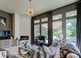 contemporary window treatments living room. budget blinds drapes contemporary window treatments living room