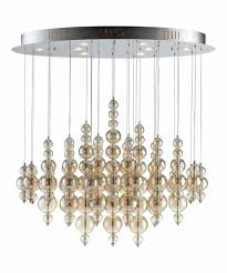 cyan design 05280 bubbles 40 inch wide 8 light multi pendant light regarding unusual cyan design