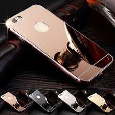 mirror iphone 7 plus case. image is loading luxury-aluminum-ultra-thin-black-mirror-metal-case- mirror iphone 7 plus case l