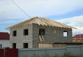 Крыша из металлочерепицы личный опыт возведения пошаговый  Стропильная система крыши