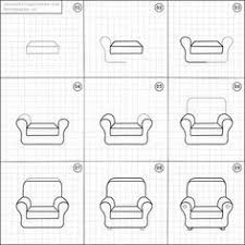 comfy chair drawing. Interesting Drawing How To Draw A Comfy Chair In Comfy Chair Drawing T